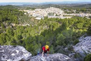 Vies ferrades | Muntanyes de Tivissa