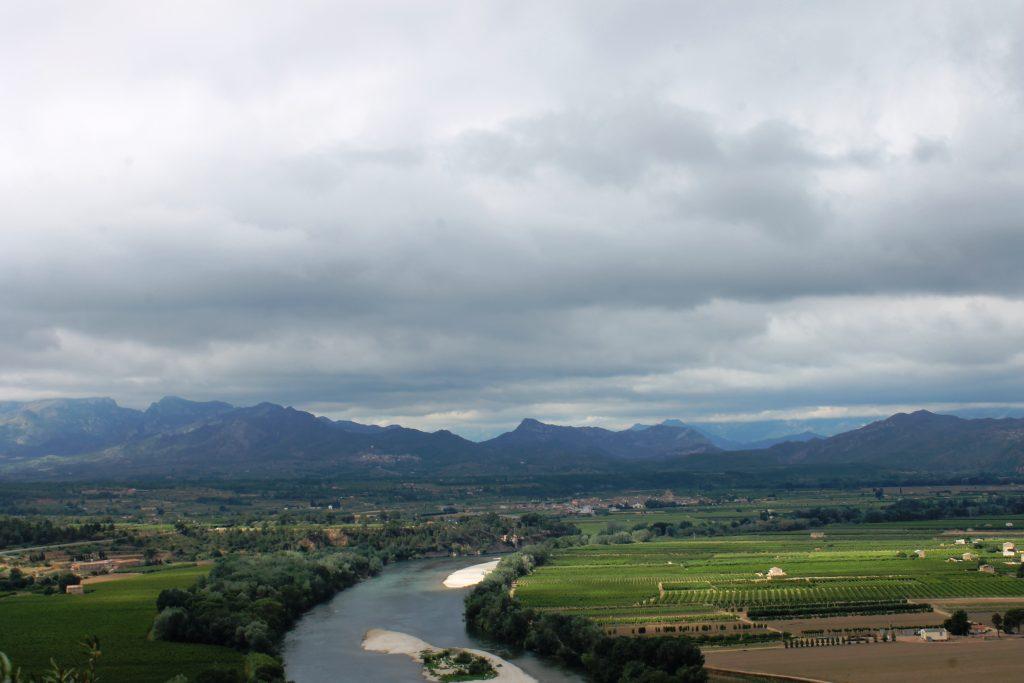 Vistes riu Ebre | Castellet de Banyoles