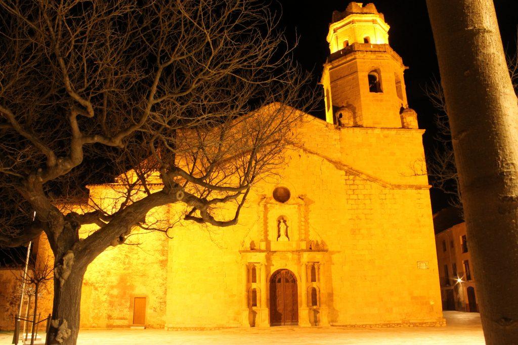 Església Sant Jaume de Tivissa