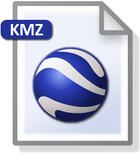 KMZ Map wiki Logo