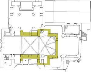 Evolució constructiva | Església de Tivissa