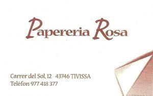 Papereria Rosa