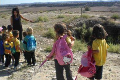 Visita Escolar Castellet de Banyoles