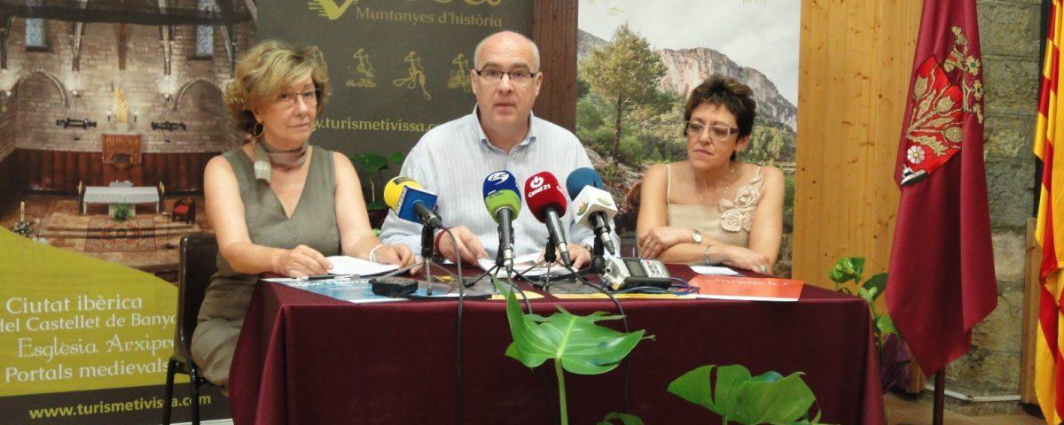 Presentació les Nits a la Branova