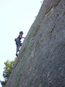 Bateig d'escalada | Tivissa