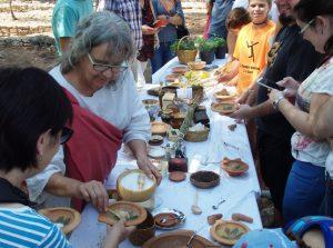 Fin de semana ibérico Castellet de Banyoles Tivissa
